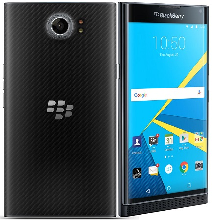 BlackBerry Priv Android smartphone with slider keyboard ...