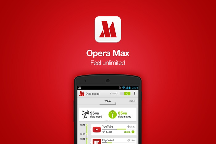 How to save Mobile Data using Opera Max (3)