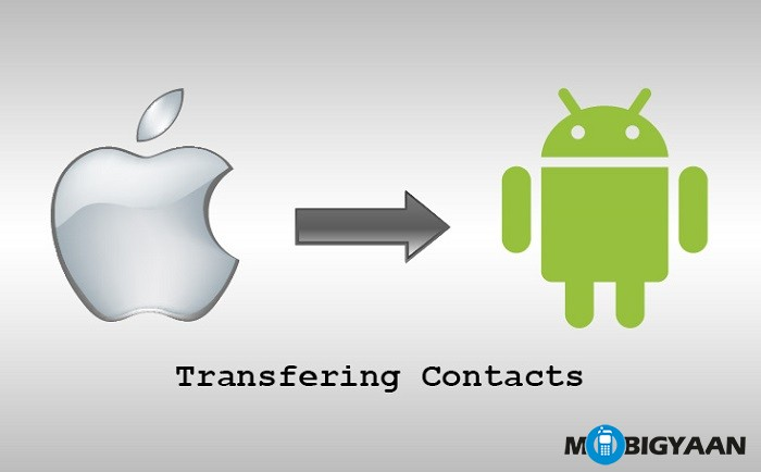 How to transfer contacts from iPhone to Android (11)