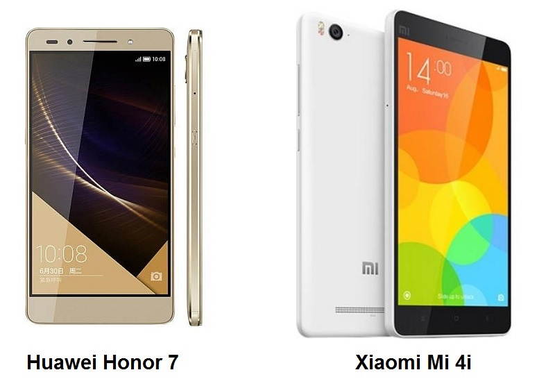 Huawei-Honor-7-or-Xiaomi-Mi-4i-Which-is-better