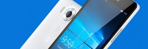 Microsoft Lumia 950 with 5.2 inch Quad HD display and 20 MP PureView camera announced