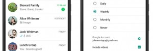 Now backup WhatsApp messages, photos and videos on Google Drive
