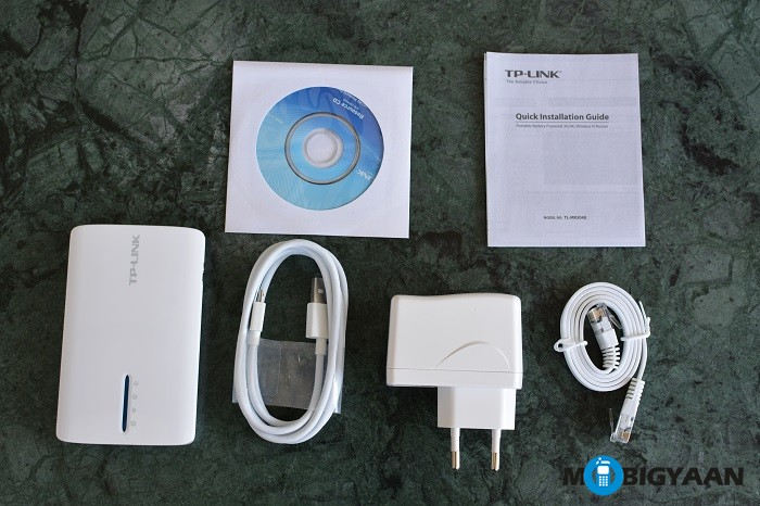 TP-Link Portable Battery Powered 3G4G Wireless N Router - Hands on images (11)