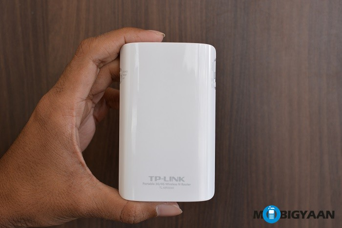 TP-Link Portable Battery Powered 3G4G Wireless N Router - Hands on images (3)