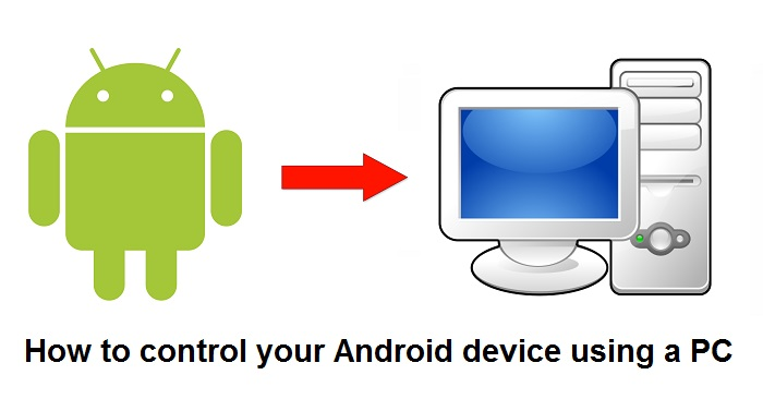 how to wirelessly connect phone to pc