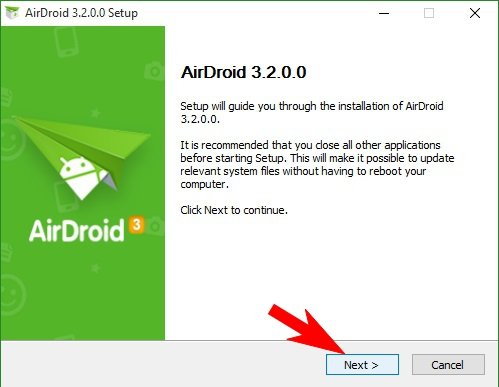 Control Android from PC or Mac wirelessly