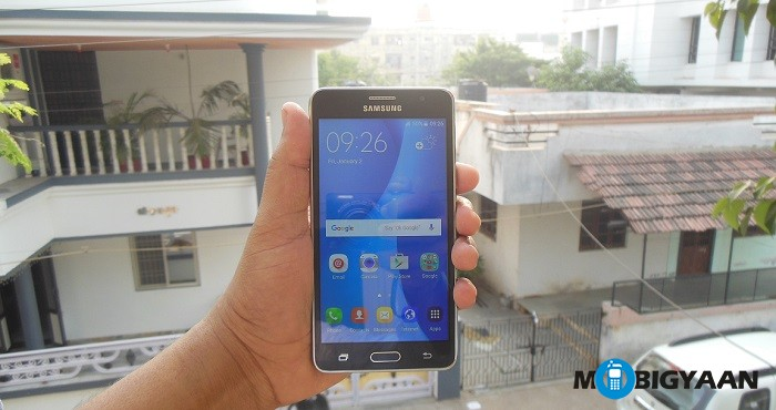Samsung Galaxy On5 - Hands On (2)