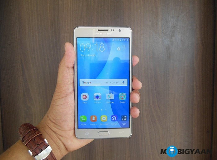Samsung Galaxy On7 - Hands On (10)
