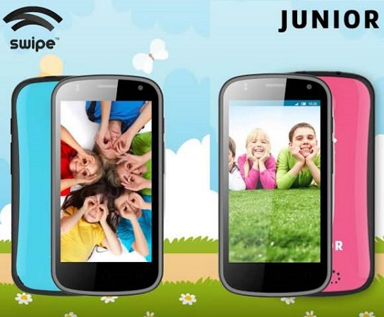Swipe-Junior-kids-smartphone-official