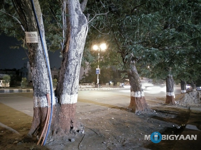 oneplus-x-review-camera-night-shot-trees-hdr