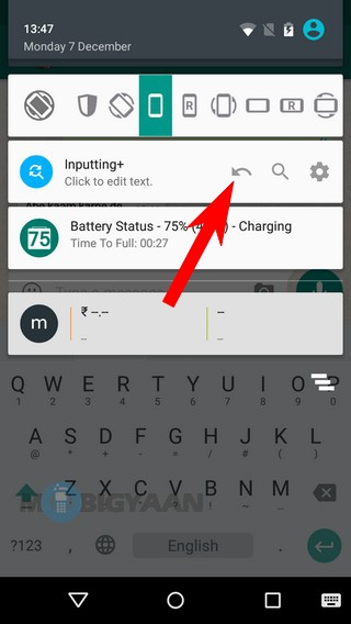 How to undo text on Android phones [Guide] (1)