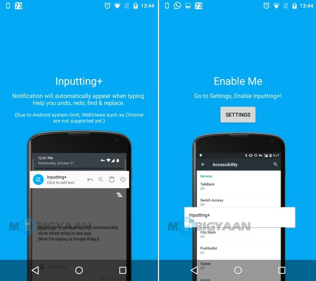How to undo text on Android phones [Guide] (6)