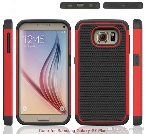 Samsung Galaxy S7 leaked cases shows off the smartphone