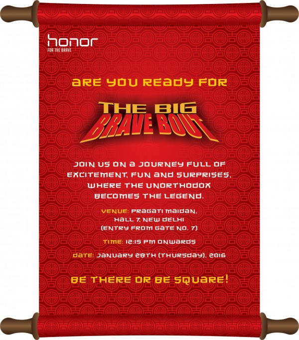 Honor 5X Launch in India