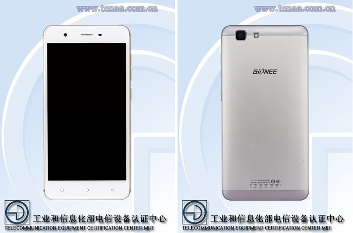 gionee-f105l-front-rear-view