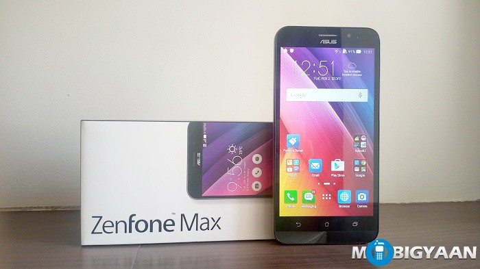 ASUS Zenfone Max Hands-on Images Review (15)