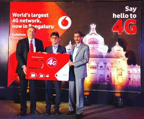 Vodafone-4G-Bengaluru-launch