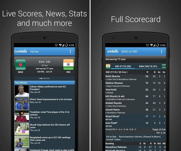 Cricbuzz-Cricket-Scores-and-News