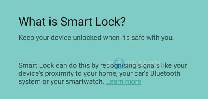 How to Unlock Android Smartphone Automatically [Guide] (1)