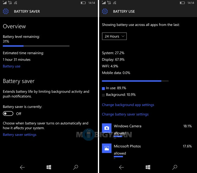 Madison : Microsoft 950 xl android rom