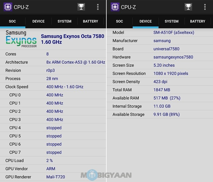 Samsung-Galaxy-A5-2016-review-cpu-z-stats