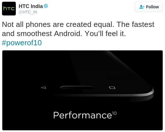 htc-10-teased-htc-india-tweet