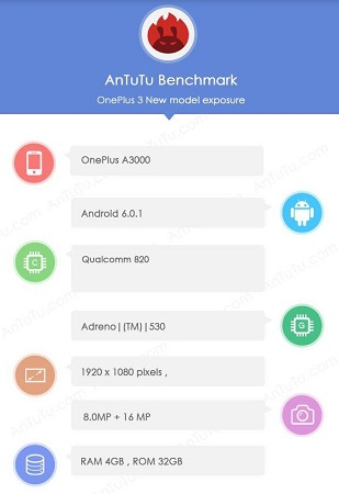 one-plus-3-antutu-leak