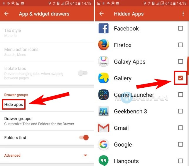How to hide apps from App Drawer without Root [Android Guide] (2)