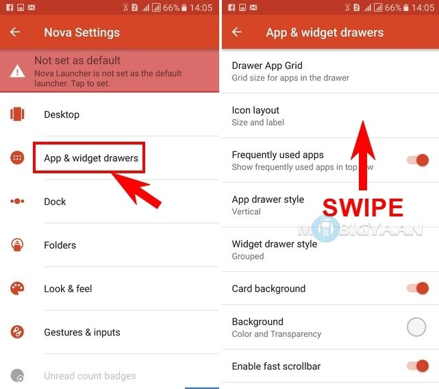 How to hide apps from App Drawer without Root [Android Guide] (5)