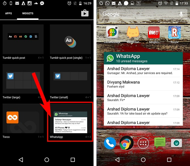 whatsapp message without how read whatsapp messages secretly without ...