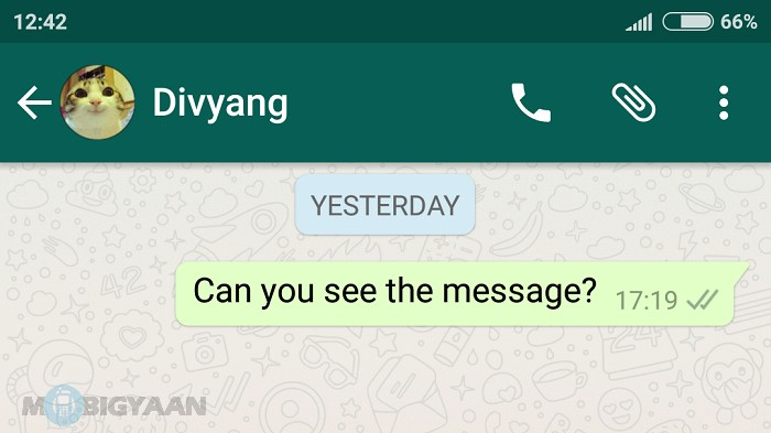 How to read WhatsApp messages without being detected (6)