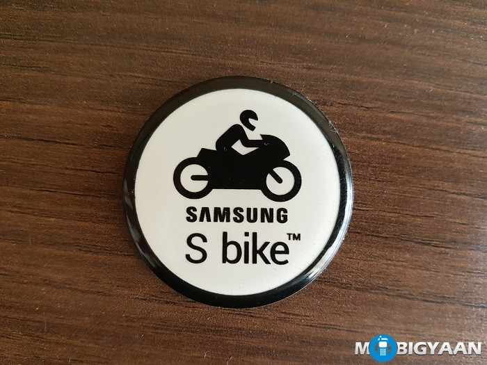 How to use Samsung Galaxy J3 S bike mode (7)