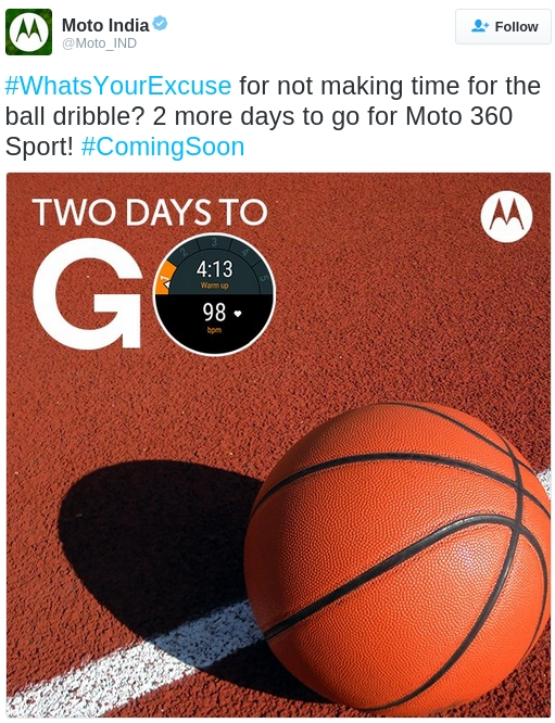 motorola-moto-360-sport-india-launch-tweet