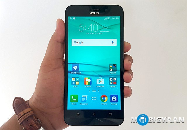 ASUS Zenfone Max Hands-on Images and First Impressions (1)