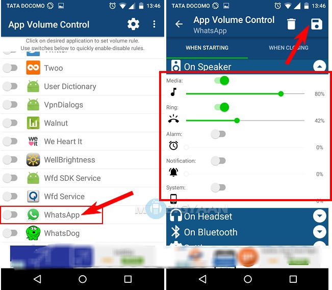 How to control volumes for each app individually [Android Guide] (1)