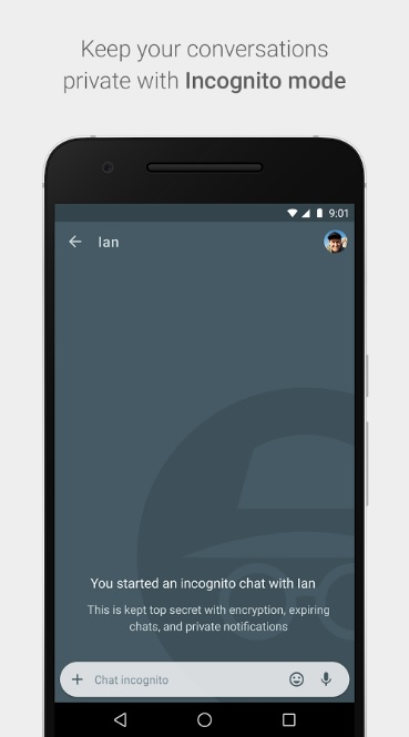 google-allo-incognito-mode