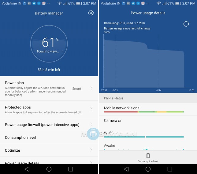 Honor 5C Battery Test Results (3)