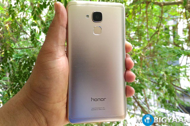 Honor 5C Battery Test Results