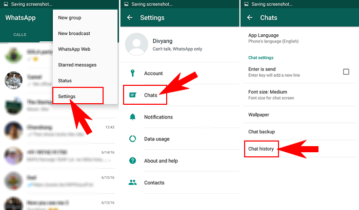 How to hide WhatsApp conversation from your phone [Guide] (2)