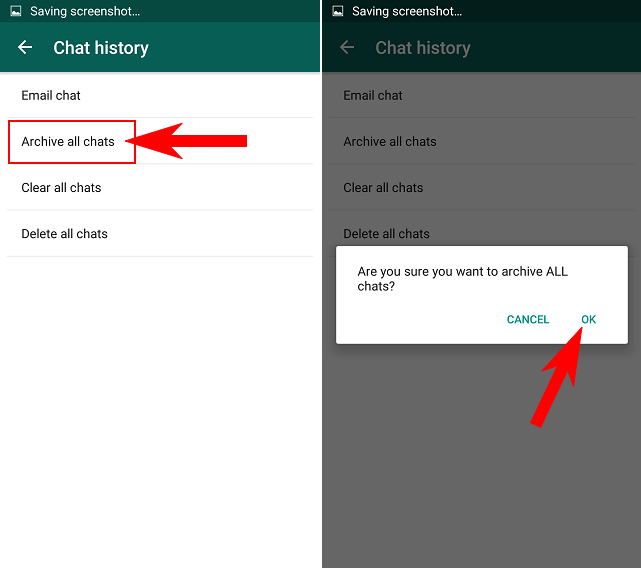 How to hide WhatsApp conversation from your phone [Guide] (3)