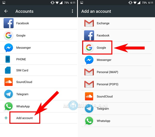 Multiple Google Accounts Android (2)
