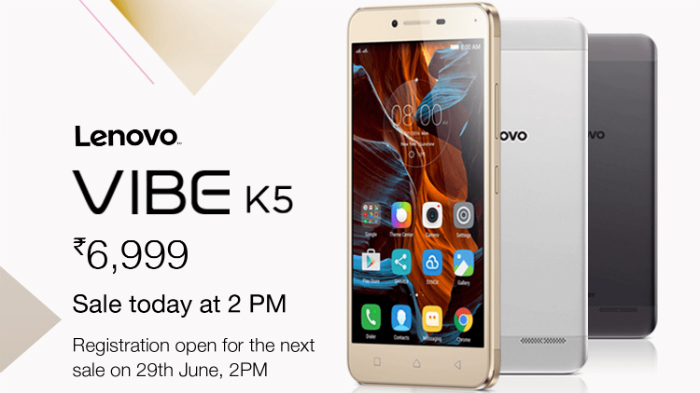 lenovo-vibe-k5-first-flash-sale-india