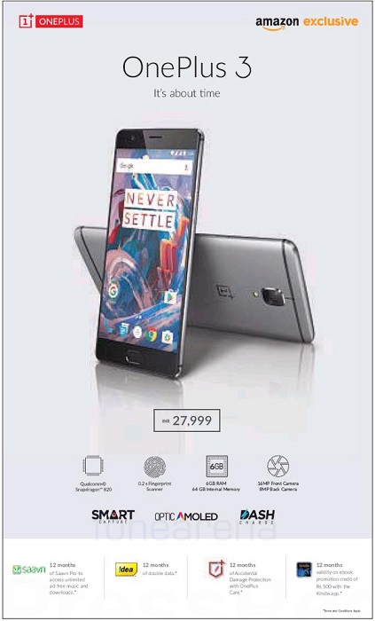 oneplus-3-price-leaked-india