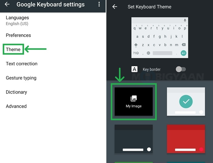 How To Set Background Image In Google Keyboard Android Guide