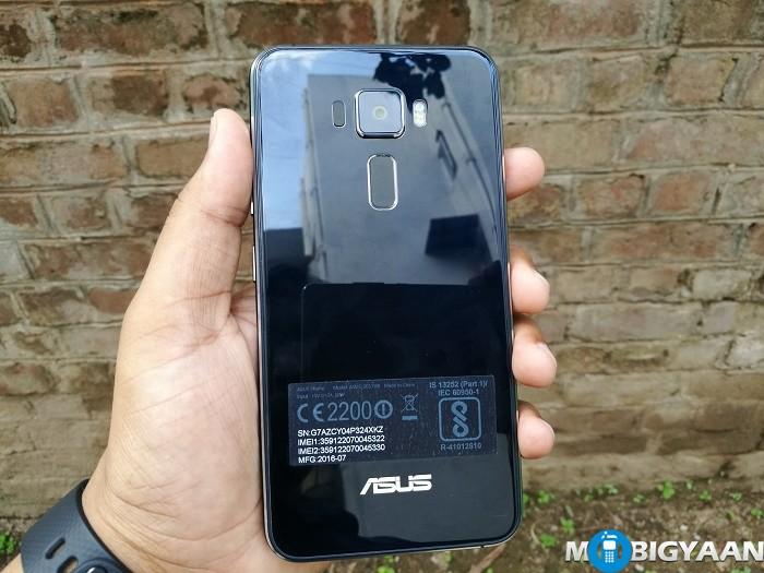 ASUS Zenfone 3 - Hands-on Images (1)