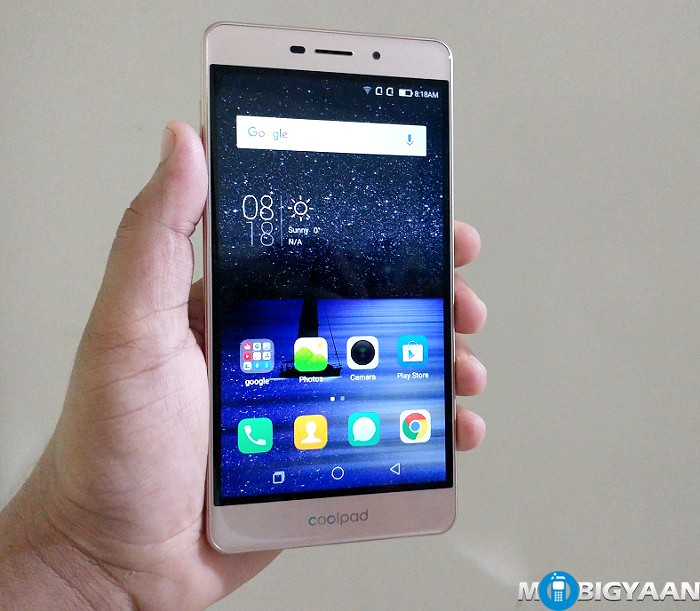 Coolpad Mega 2.5D Hands-on and Images (1)