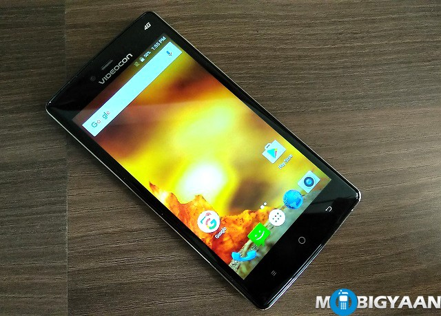 Videocon Krypton 3 V50JG Hands-on Images (12)