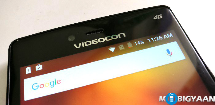 Videocon Krypton 3 V50JG Hands-on Images (8)
