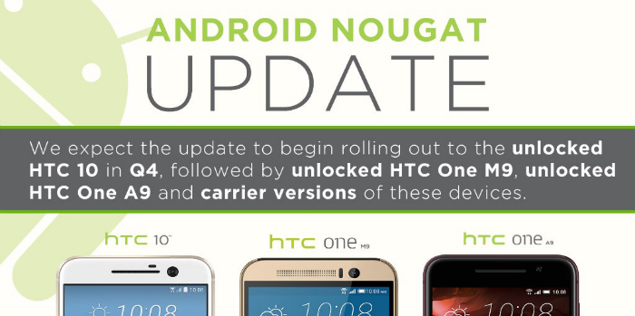 android-7-nougat-update-timeline-for-htc-smartphones
