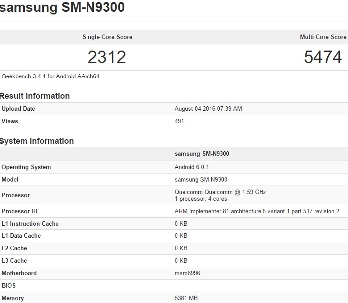 samsung-galaxy-note7-6-gb-ram-variant-geekbench